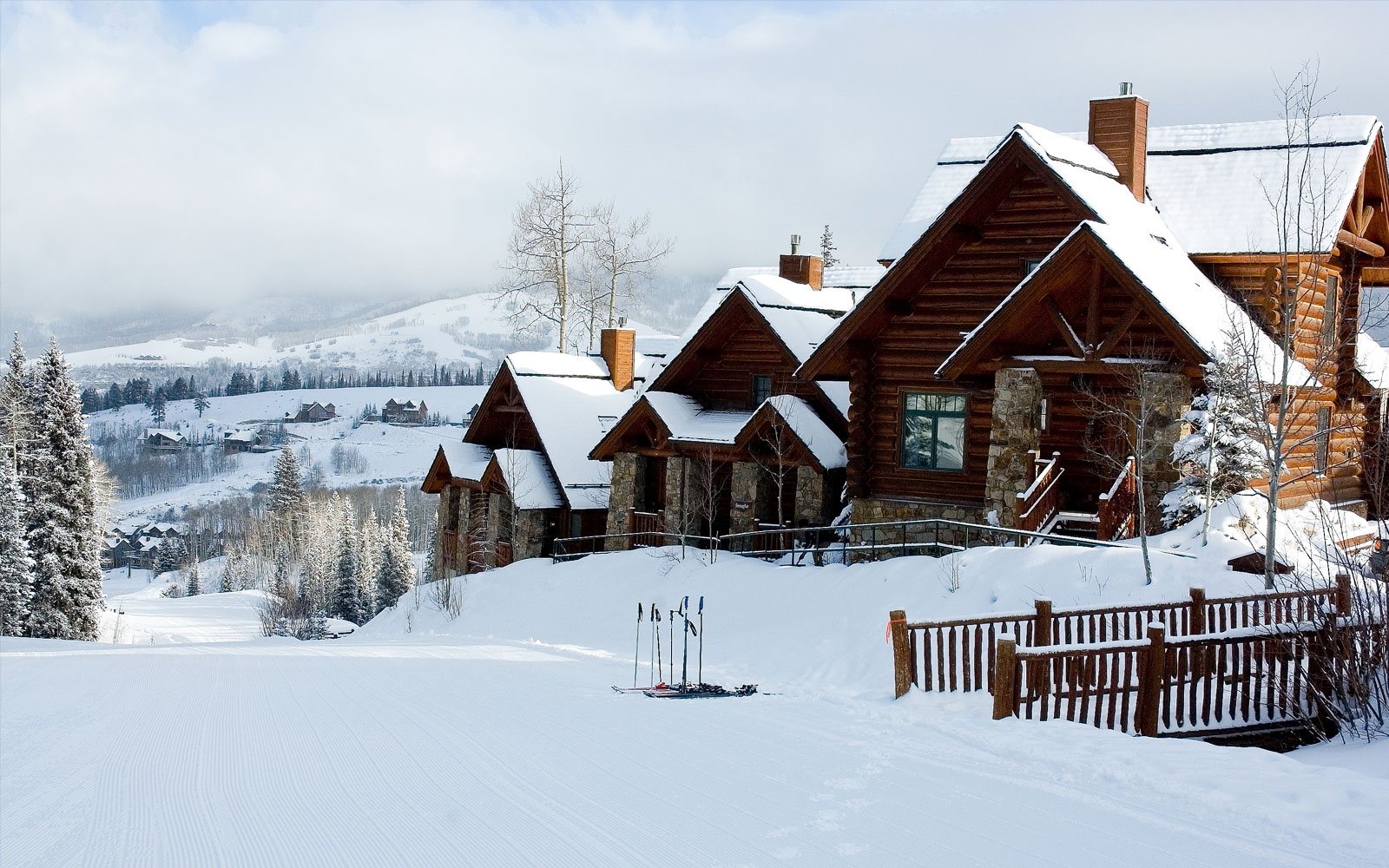 New Hampshire Ski Home Rentals