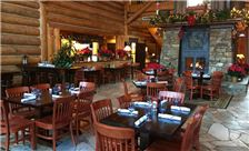 Mountain Lodge Telluride Bar and Grill - Christmas Set for Dining