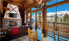 Mountain Lodge Telluride Room - Cabin Living Room