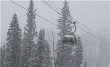 Mountain Lodge Telluride - Gondola in the Snow