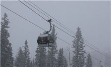 Mountain Lodge Telluride - Gondola's in the Snow