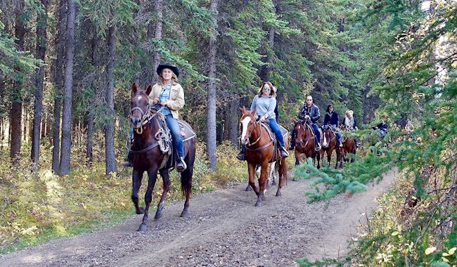 Horseback Riding in Telluride, Colorado