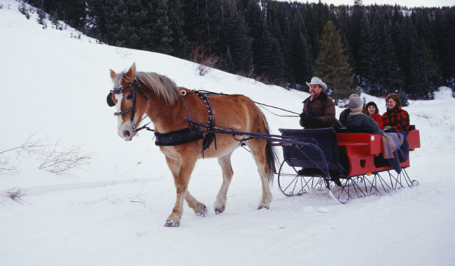 Sleigh Ride, Colorado