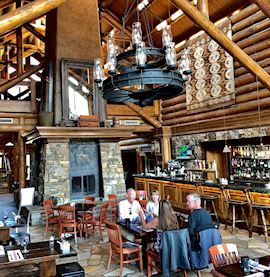Chef at The View Bar Grill Mountain Lodge, Telluride