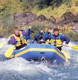 White Water Rafting Near Telluride
