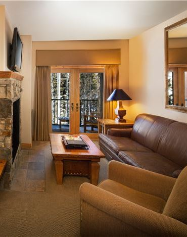 Lodge Rooms in Mountain Lodge Telluride, Colorado
