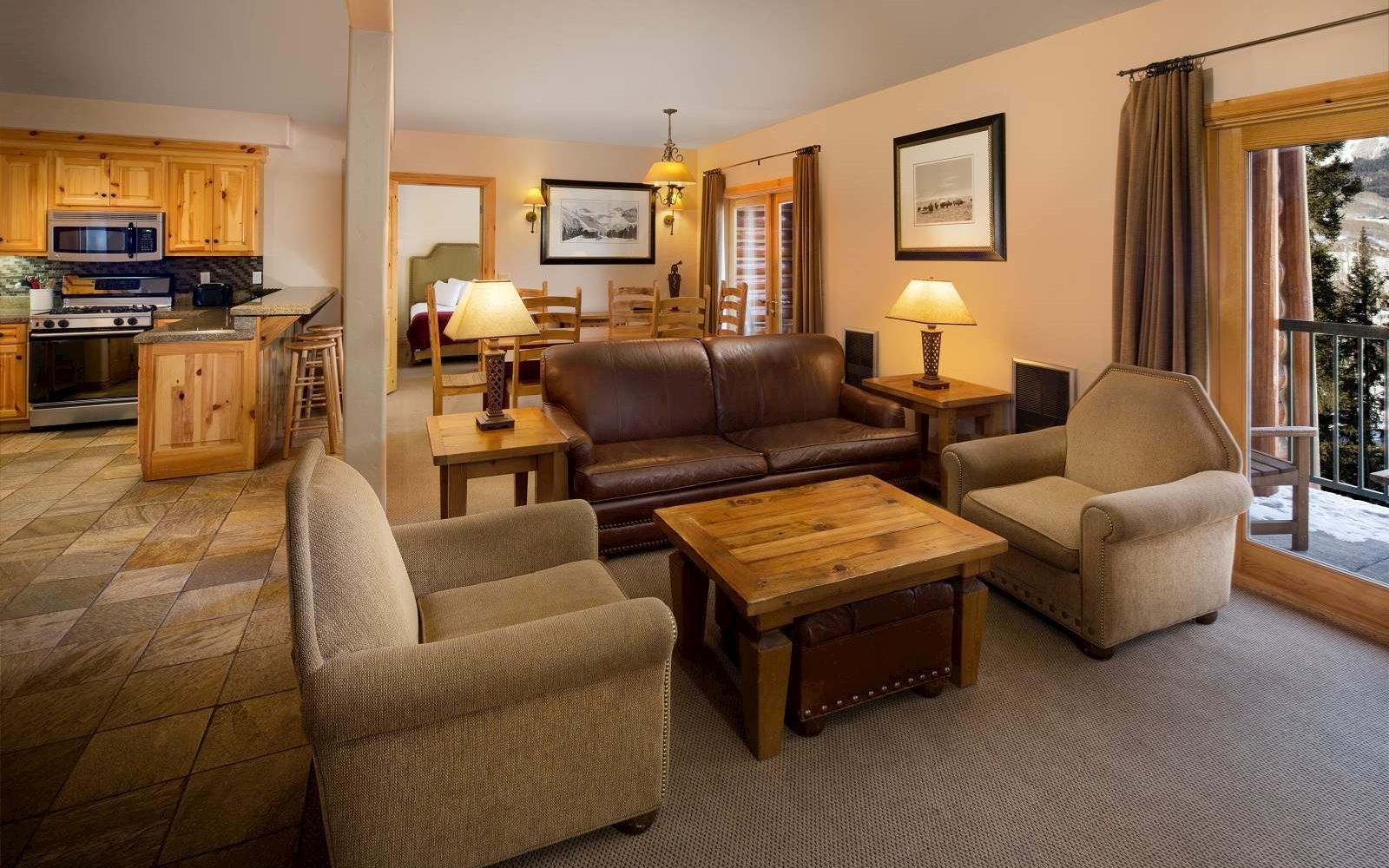 Mountain Accommodations In Telluride Co Mountain Lodge Telluride