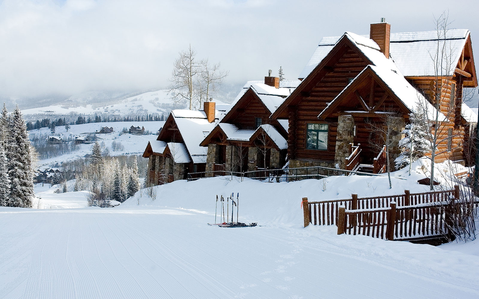 Luxurious Telluride Lodging Amp Cabins Mountain Lodge