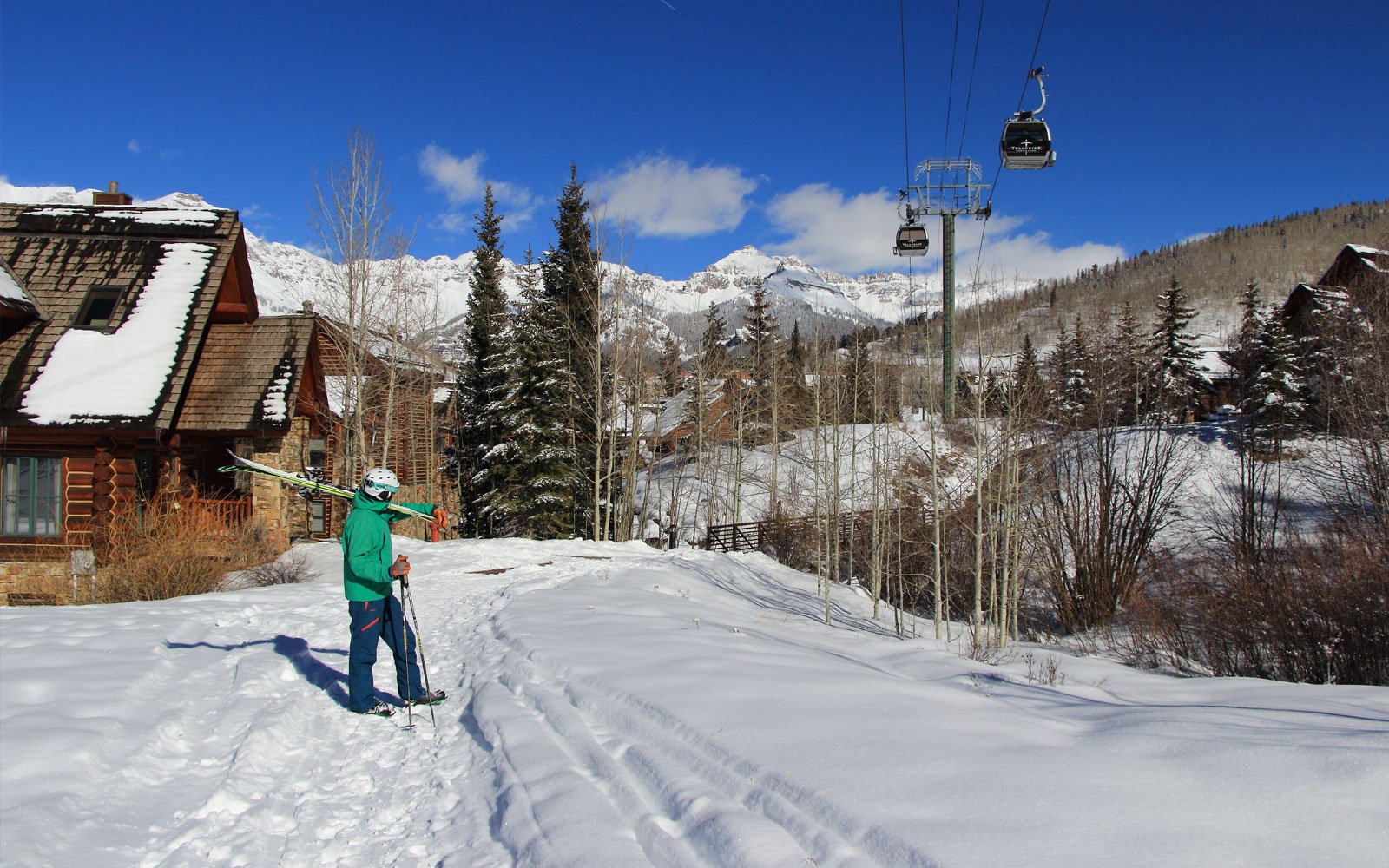 Colorado Ski Trips Rentals Packages Mountain Lodge