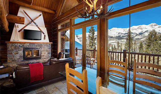 Mountain Lodge Telluride Cabin Fever Special