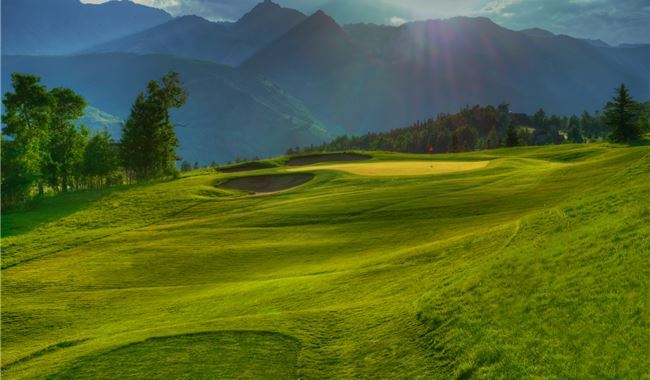 Mountain Lodge Golf Package at Telluride