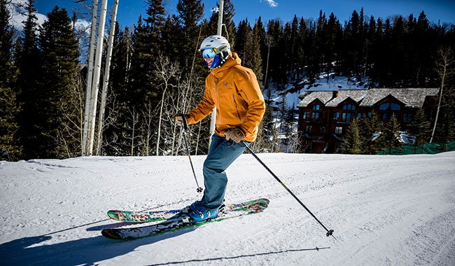 Ski and Stay Package in Mountain Lodge Telluride