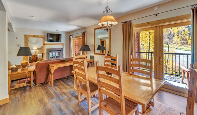 2 Bedroom Deluxe Condos at Mountain Lodge Telluride