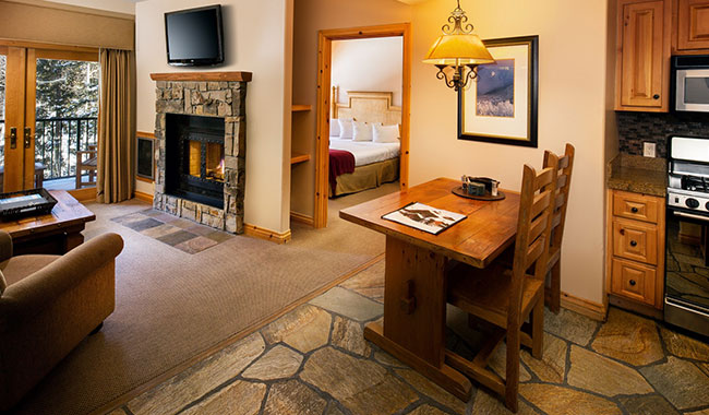 2 Bedroom Condos in Mountain Lodge Telluride