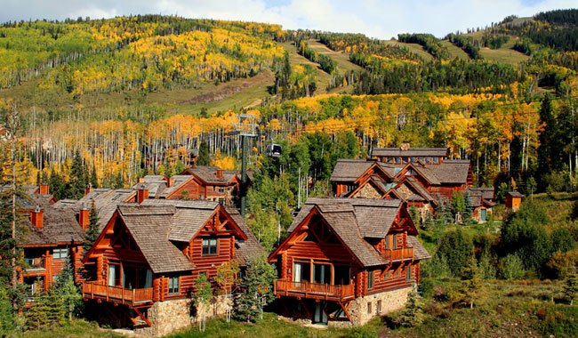 Mountain Lodge Telluride History