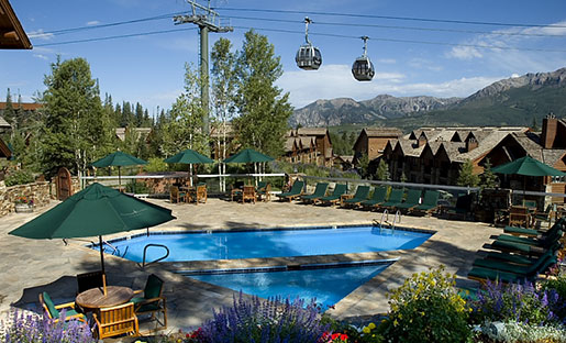 Mountain Lodge Telluride Hotel Summer Midweek Special